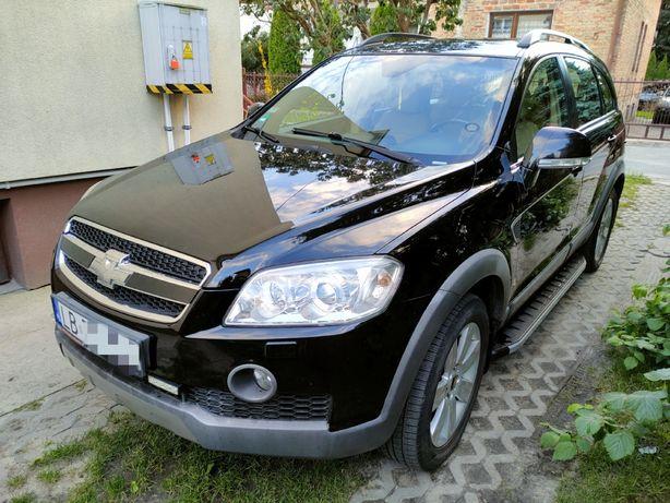 Chevrolet Captiva 2.0 150KM 4x4 7-osobowy