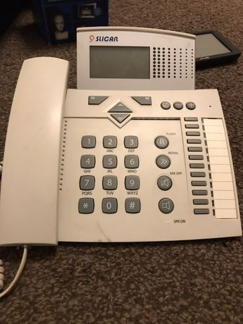 Telefon stacjonarny Silican