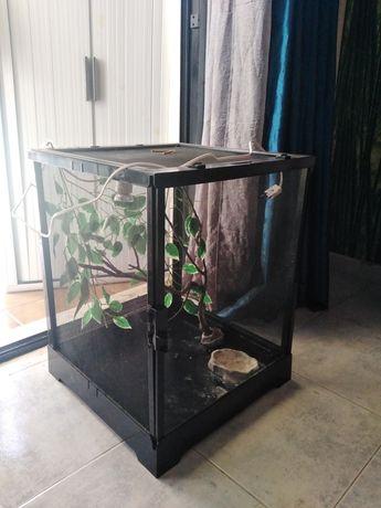 Terrario para iguana/camaleão