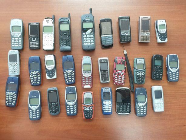 Telefony komórkowe Nokia i inne