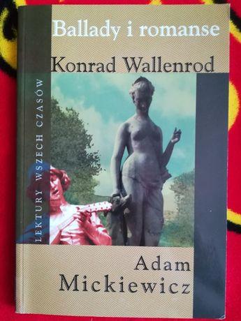 Konrad Wallenrod Ballady i romanse A.Mickiewicz