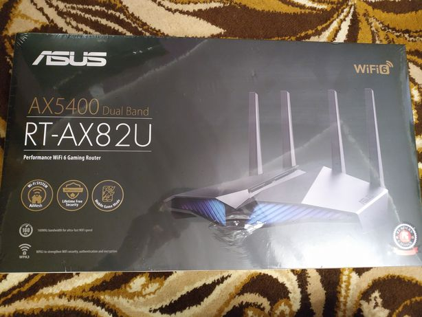 ASUS RT-AX82U Router Nowy Podświetlenie RGB