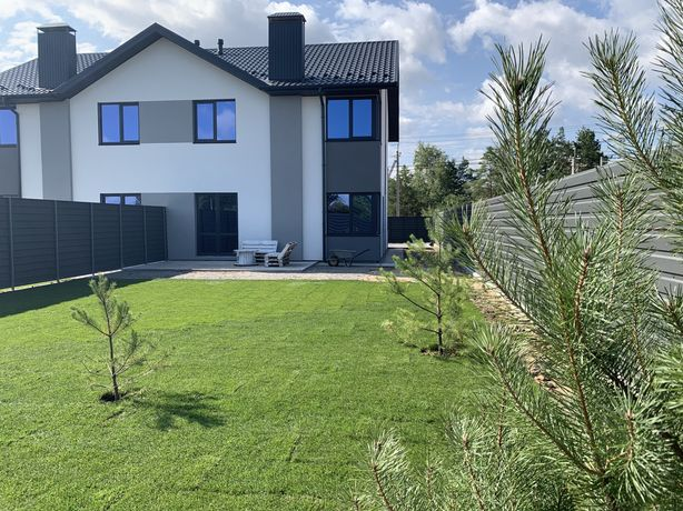 Дом в Хотяновке, 128 м2 с правом прописки