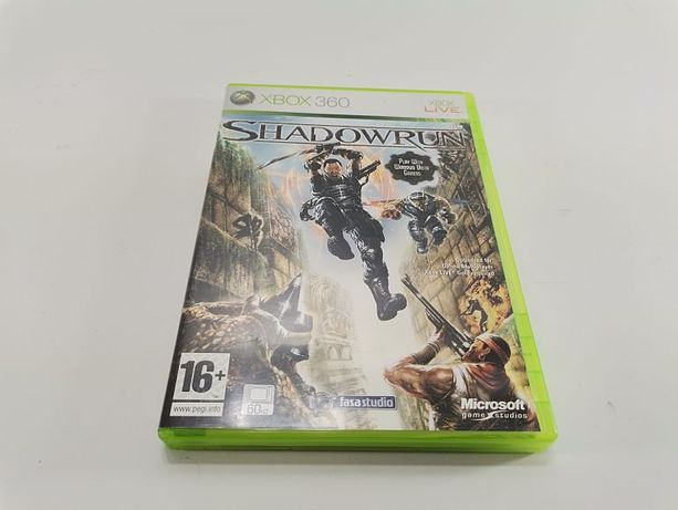 Gra na Xbox 360 Shadowrun