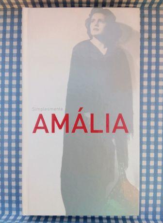 Simplesmente Amália (4CD+Livro)