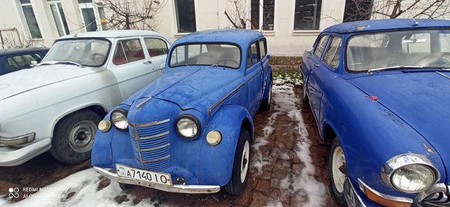 Продам Москвич 401 синего цвета