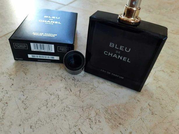 Chanel Bleu de Chanel духи мужской парфюм шанель блу 100мл вода спорт