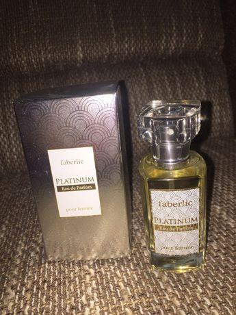Парфюмерная вода Platinum Eau de Parfum от Faberlic