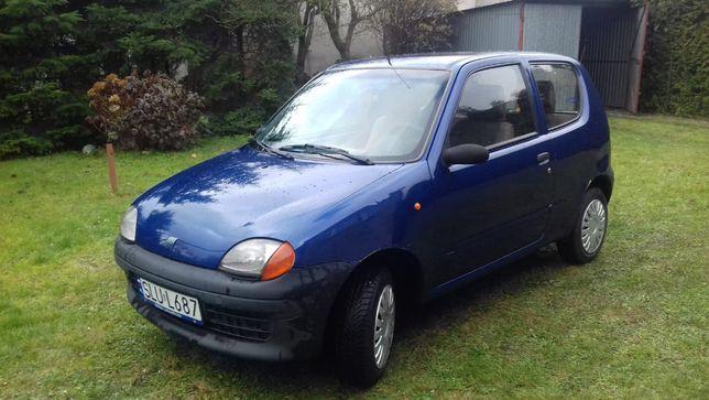 Sprzedam Fiat Seicento 900