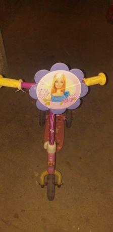 Hulajnoga barbie