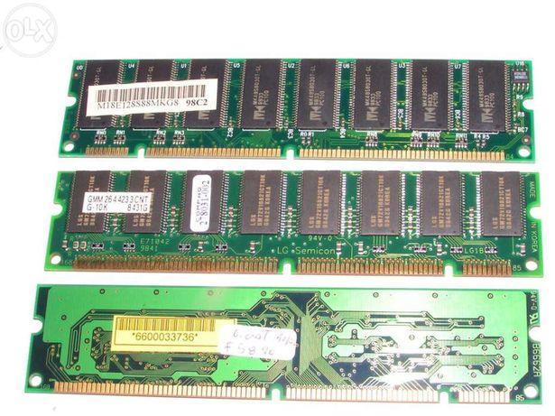 Memória Ram pc100 (desktop 1998 a 2004)
