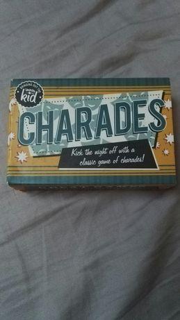 Nowa gra charades z Anglii