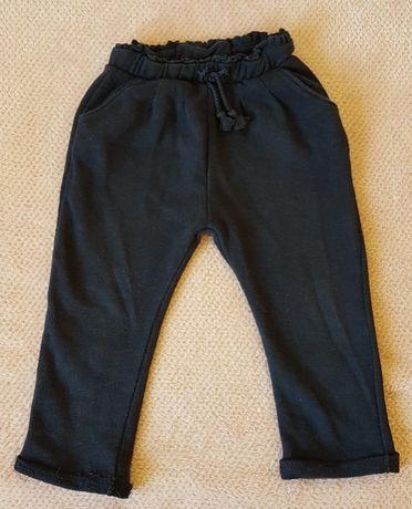 Spodnie dresowe r. 98 Zara