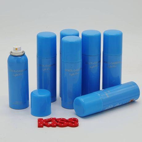 Дезодорант - спрей Dolce&Gabbana Light Blue 125 ml - Дольче Габанна