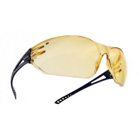 dlasluzb.pl Bolle Safety - Okulary Ochronne SLAM żółte