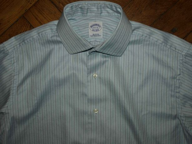 Мужская рубашка под запонки Brooks Brothers, made in USA
