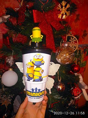 Minions ,кружка ,чашка ,бокал, стакан