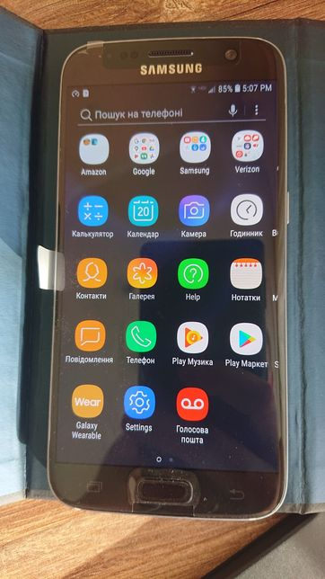 Samsung Galaxy S7 самсунг телефон