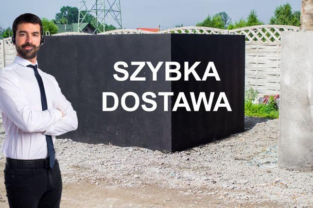 Szambo Betonowe Zbiornik Betonowy Deszczówka Piwniczka # PRODUCENT #