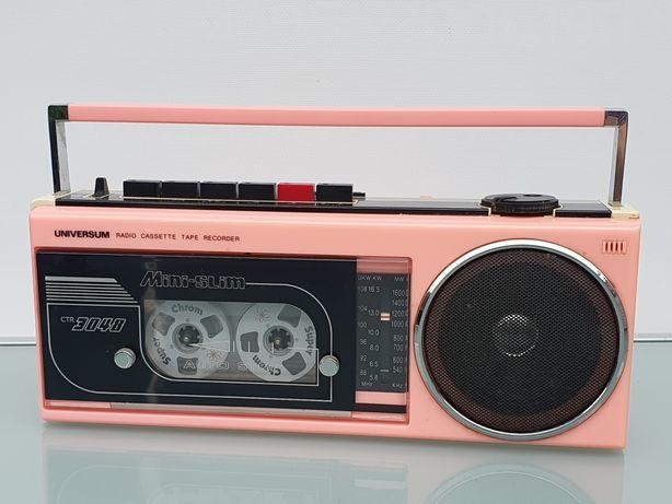 Radiomagnetofon Universum Ctr 3048 unikat 1978