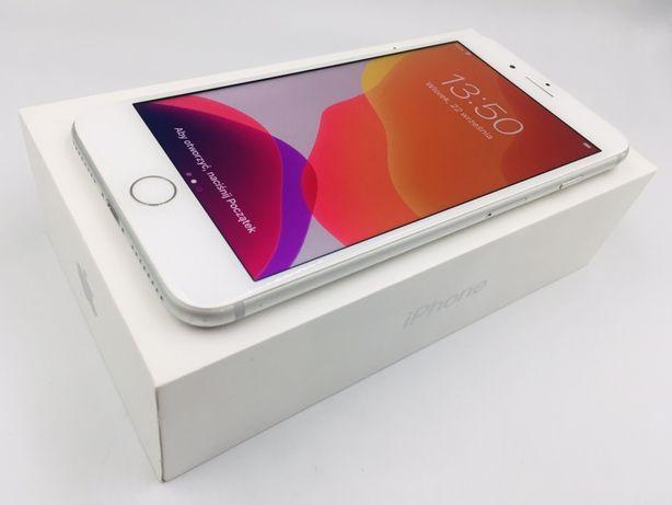 iPhone 7 PLUS 32GB SILVER • NOWA bateria • GW 1 MSC • AppleCentrum