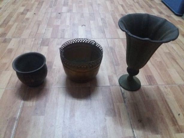 Vários artigos em Bronze e Latão
