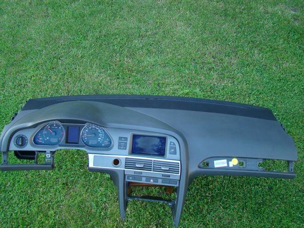 Deska rozdzielcza Konsola Audi A6C6