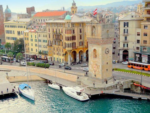 Сдам апартаменты у моря в Савона Лигурия Италия