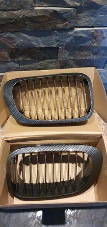 Grelhas em Carbono para BMW E46