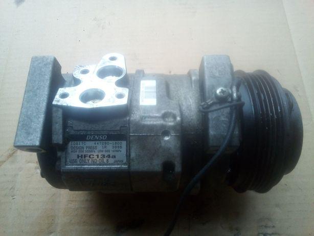 kompresor klimatyzacji iveco ducato jumper boxer euro5 3,0 2.3