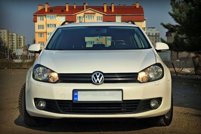 отличный Volkswagen Golf 6 1.4 TURBO универсал