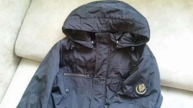 Куртка демисезонная. Рост 134