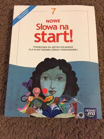 Nowe słowa na start. Podręcznik do j.polskiego nowa era
