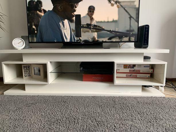 Movel da Tv Branco pra sala