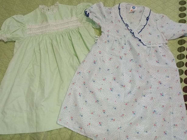 Платье на лето 2-3 года
