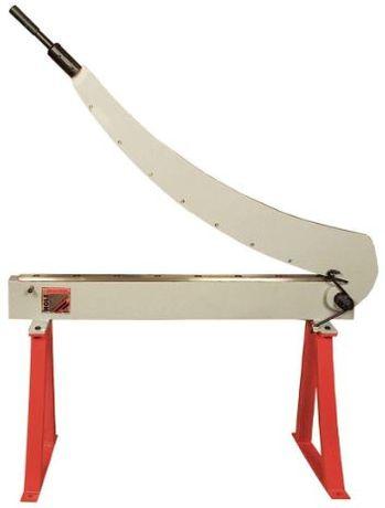 Cisalha Bacalhoeira Guilhotina de faca para corte chapa de aço 1,5 mm