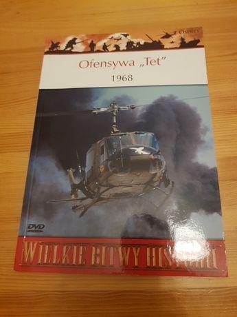Ofensywa Tet 1968 OSPREY Wietnam DVD
