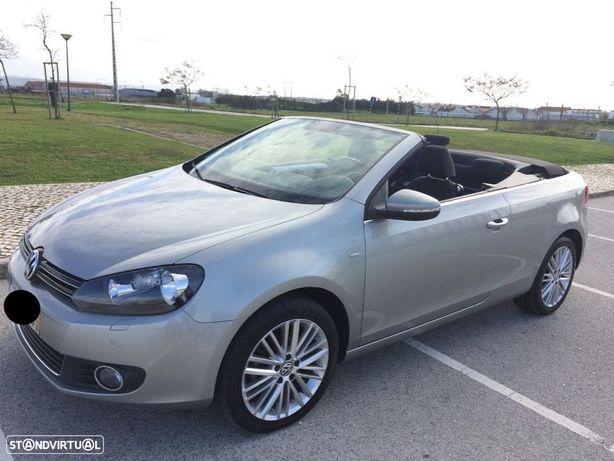 VW Golf Cabriolet 1.6 TDi BlueMotion