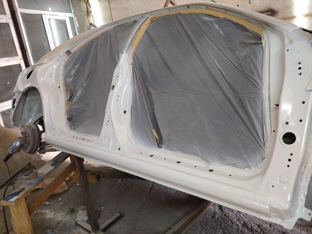 Кузовной ремонт: рихтовка, сварка, малярка.