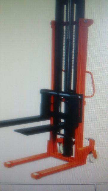 Штабелер гидравлический 1000кг- 2000кг до 3000 мм высота подъема