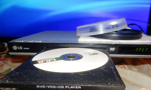 DVD VCD плеер DS-563X аудио,видео система