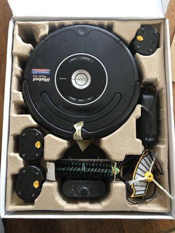 IRobot Roomba 581 - naljepszy z modeli 500