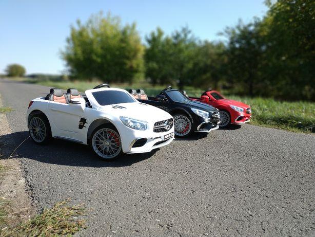 SAMOCHÓD Na Akumulator dla dziecka # Mercedes SL65 # Nowe