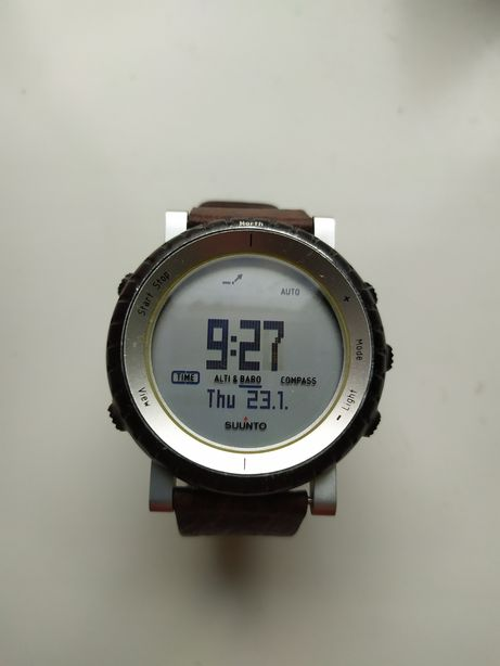 Игрушки Часы Suunto Core Alu Brown годинник суунто