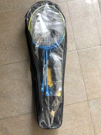 Conjunto completo de badminton