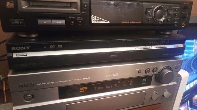 Nagrywarka DVD Sony HDD HDMI