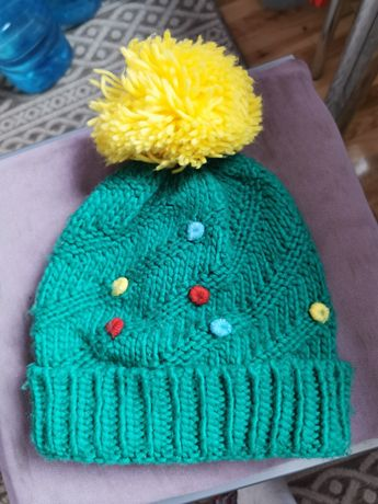 Зимняя шапка george унисекс