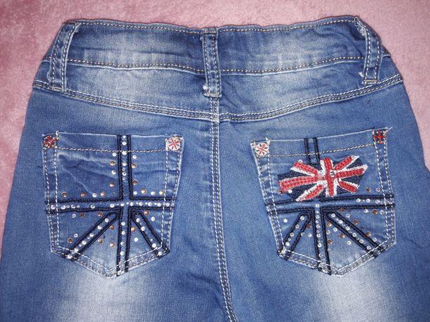 Джинсы 5-6 лет турция джинси
