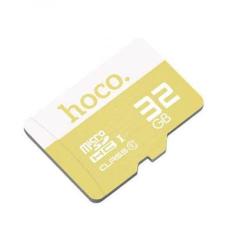 Карта памяти MicroSD Hoco 32GB Class 10 Original UHS-I TF карта