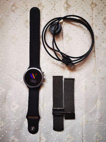 Zegarek Fossil Sport FTW4019 Smartwatch GPS Wifi NFC WearOS Używany